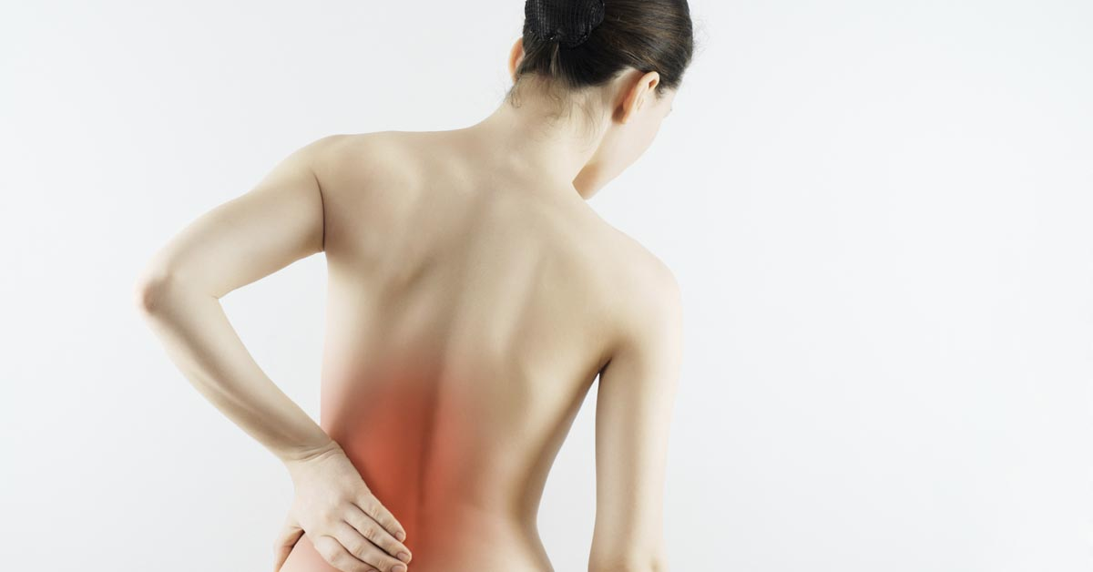 Jacksonville, FL back pain treatment by Dr. Michael Chanatry